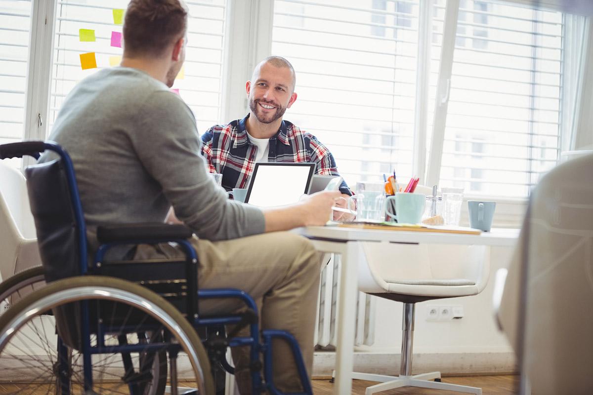 Javni poziv osobama sa invaliditetom za učešće na projektu